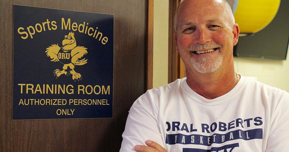 John Joslin, Physical Therapy, Oral Roberts University